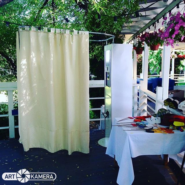 аренда фотобудки на свадьбу ArtKamera