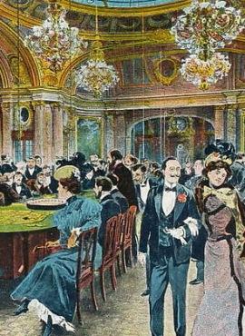 азартные игры: история казино