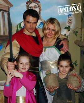 квесты для детей в СПб