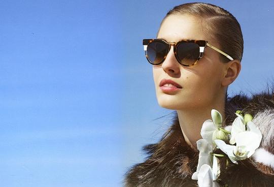 зачем зимой носят солнцезащитные очки