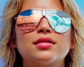носят ли солнцезащитные очки зимой