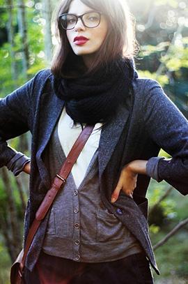 стиль casual в одежде